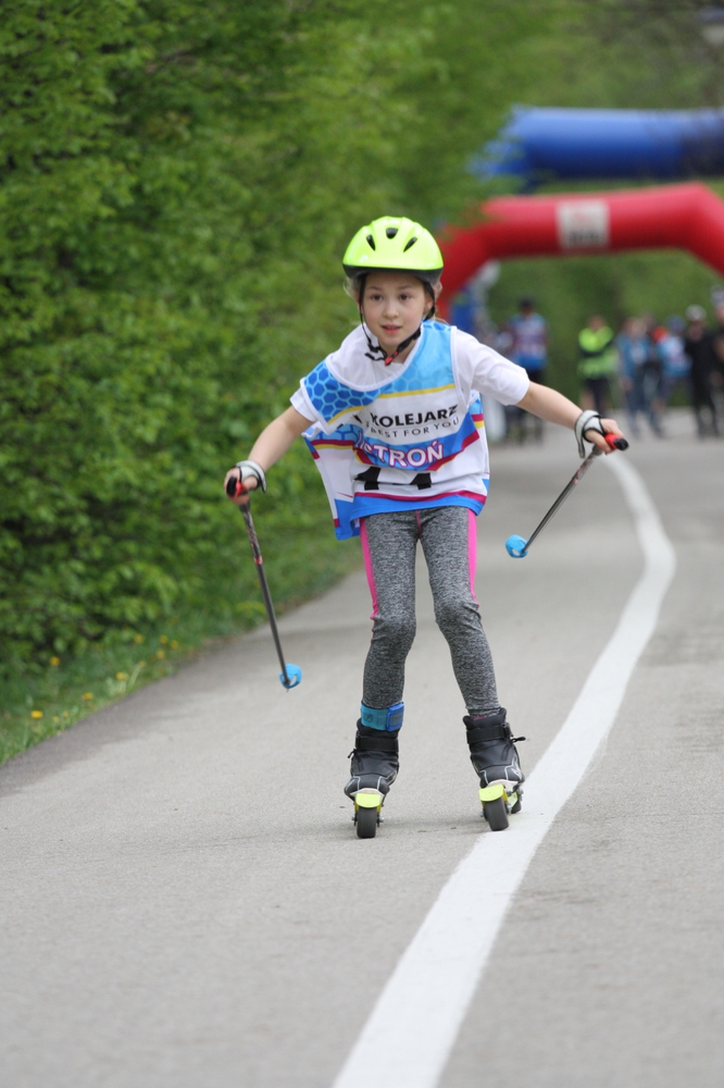 XI Mistrzostwa Ustronia w sprintach na nartorolkach