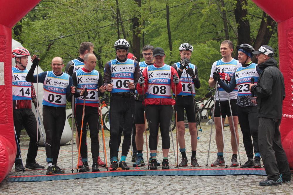 Beskidzki Triatlon Górski - edycja Ustroń [28.04.2019]
